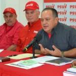 Diosdado Cabello informó que 154 países del mundo votaron para que Venezuela en la CDH / Foto: Prensa PSUV.