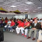 García Carneiro en la discusión de la parroquia la guaira